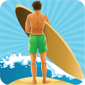 Surfing Boy icon