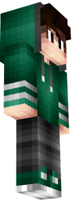 Pine Green PvP skin