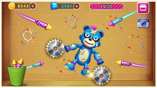 Hit Devil Bear - Defence Homeland  screenshots EasyGameCheats.pro 4