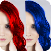 100+ Hair Color Changer