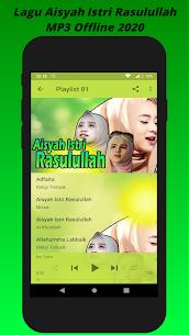 Lagu Aisyah Istri Rasulullah | Cover Nisa Saby 3