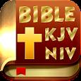 Holy Bible (KJV, NIV) apk