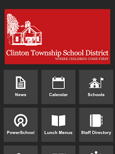 Clinton Township SD- screenshot thumbnail