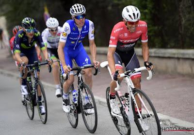 Contador vise les Alpes