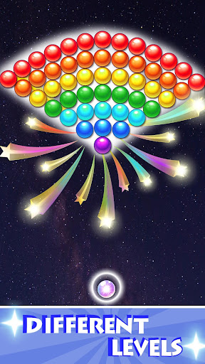 Bubble Shooter: Magic Snail apktreat screenshots 2