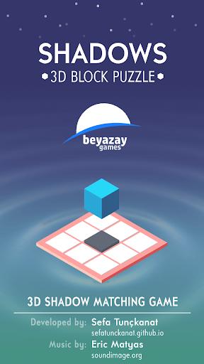 Shadows - 3D Block Puzzle 1.8 screenshots 8