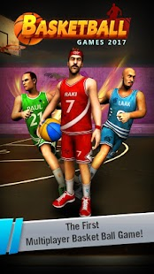 Basketball Games 2017 - náhled