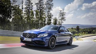 Lanzamiento de los nuevos Mercedes-AMG C 63 Berlina y Estate