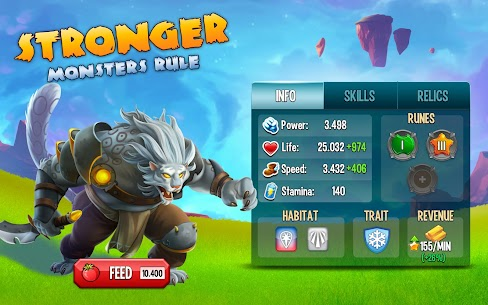 Monster Legends MOD Apk 10.0.6 (High Damage/3 Stars) 7