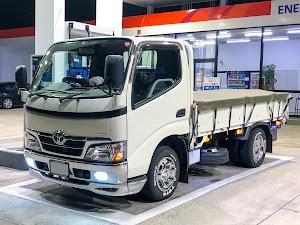 ダイナトラック  のカスタム事例画像 にっこりKさんの2020年11月30日01:43の投稿