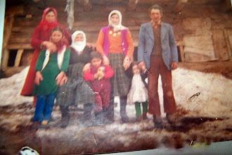 Photo: Fariz KARADEMiR VE ailesi