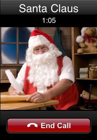 Parents Calling Santa