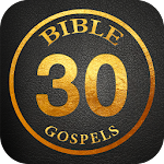 30 Day Study Gospels Challenge-Offline Bible Study Icon