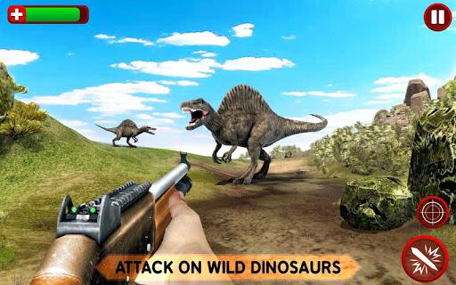Wild Jungle Dino Hunting 3d 1.2 screenshots 1
