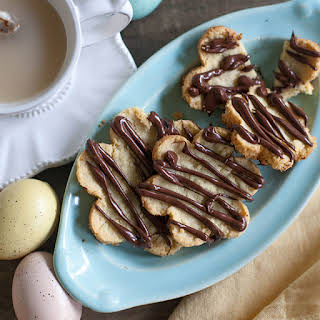 Gluten-Free Shortbread Cookies.