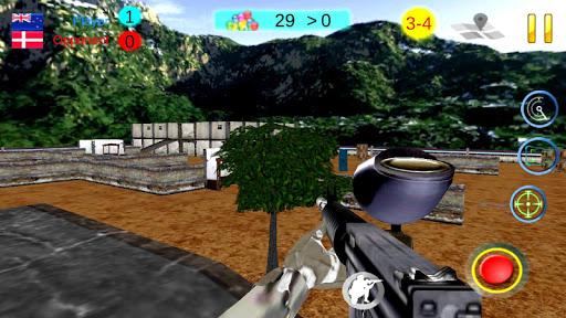 PaintBall Combat  Multiplayer  screenshots 7