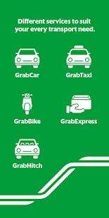 Grab (GrabTaxi)- gambar mini screenshot