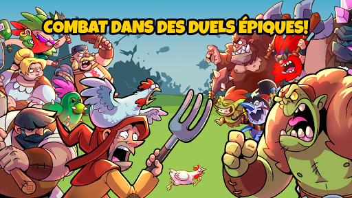 What the Hen : Voilà les dragons ! fond d'écran 1