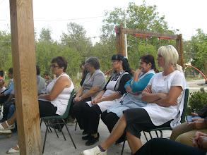 Photo: Emmausi munkatársak kis csoportja.
