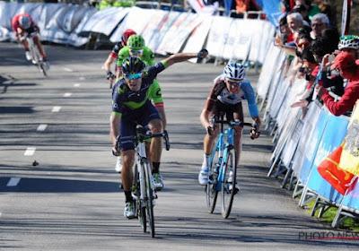 Valverde wint zijn eerste Ronde van het Baskenland