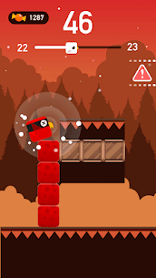 Square Bird – Tower Egg 3