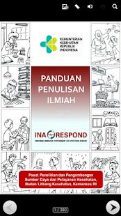 Panduan Penulisan Ilmiah - náhled