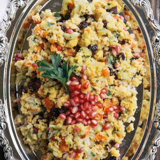 Pomegranate Stuffing Recipes