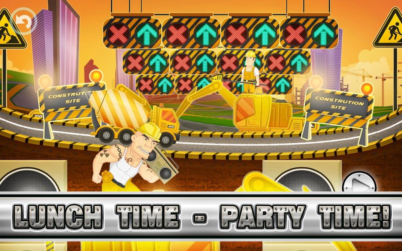 fun kid racing city builder screenshot