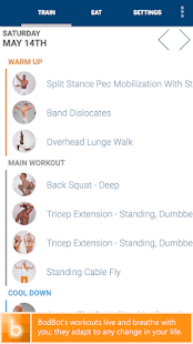Workout Trainer - Classic- screenshot thumbnail