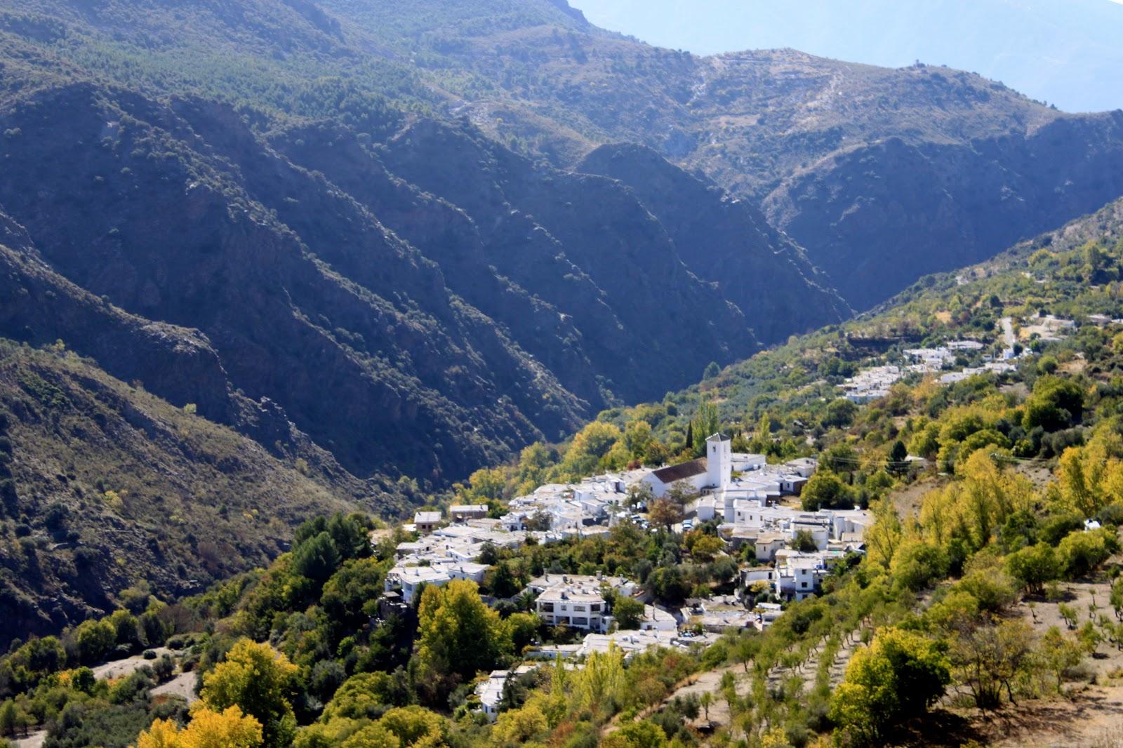 Los pueblos más bonitos y con encanto de Granada