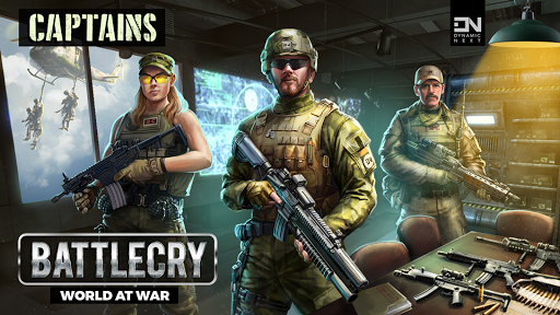 BattleCry: World War Game Free 0.4.08 screenshots 2