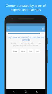 busuu - Easy Language Learning Screenshot 6