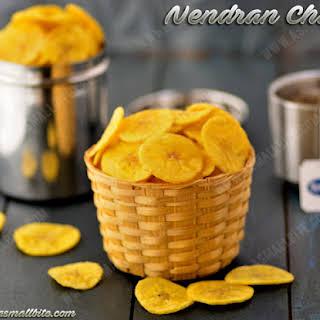 Nendran Chips Recipe   Kerala Nendran Banana Chips.