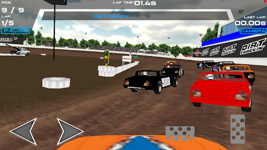 Dirt Trackin Screenshot