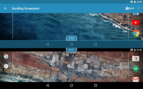 App Screenshot Easy APK for Windows Phone