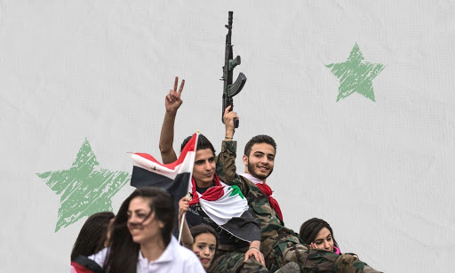 Syrians face new responsibility: how to set western opinion right on presidential elections