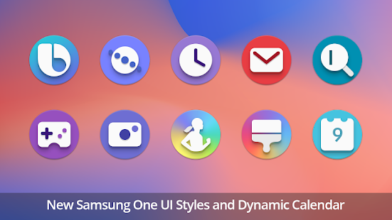 PieCons - Ultimate Android 9.0 Pie-inspired Icons Screenshot