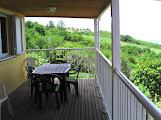 Photo: La terrasse