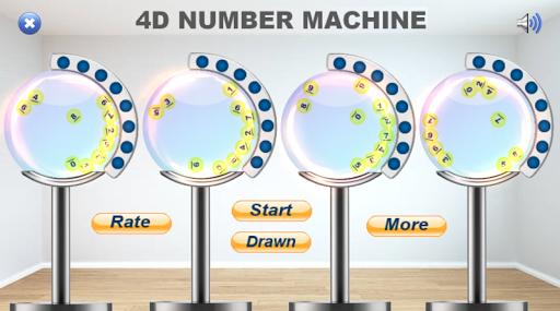 4D Number Machine 1.0.0 screenshots 1