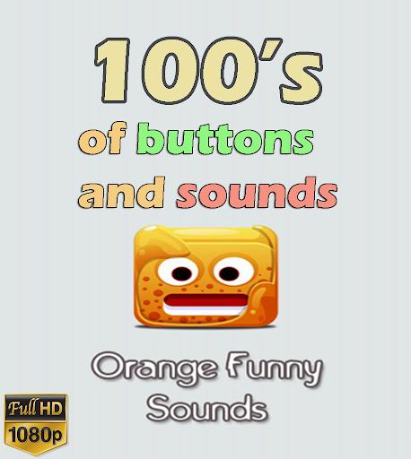 Orange Funny Sounds