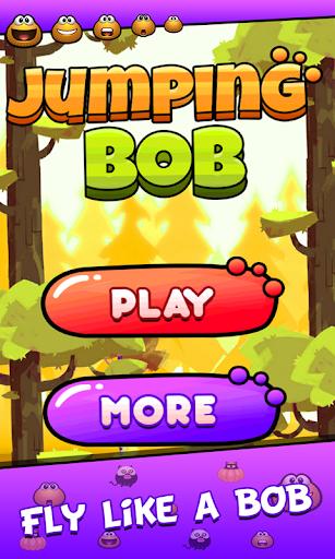 Jumping bob shooter