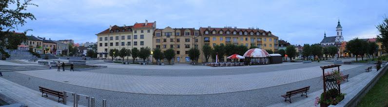 Photo: całkiem ładnie wyremontowany Rynek Miejski :D
