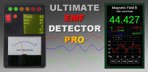 Ultimate EMF Detector Pro - Apps on Google Play