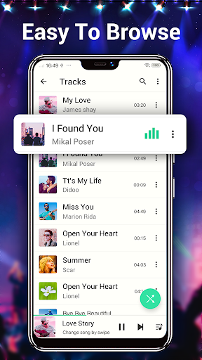 Music Player Pro 3.2.0 screenshots 5