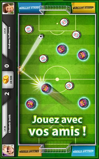 Soccer Stars  captures d'écran 2