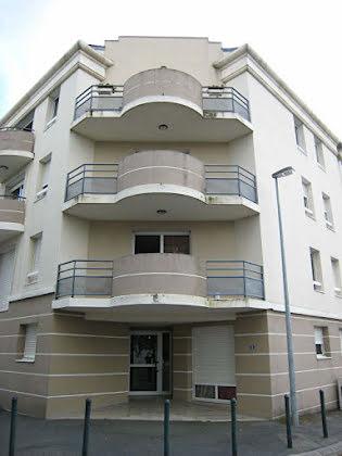 Location appartement 2 pièces 49,66 m2