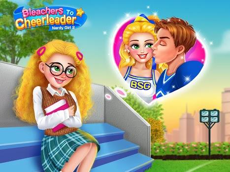 Nerdy Girl 2! High School Life