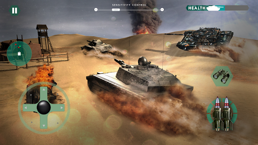 Tank Attack Blitz: Panzer War Machines 2.2 de.gamequotes.net 3