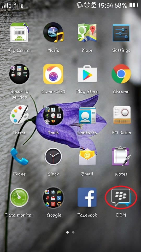Guiding To Turn Off Bbm Icon On Taskbar Download Bbm For