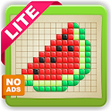 Kids Draw with Shapes Lite icon